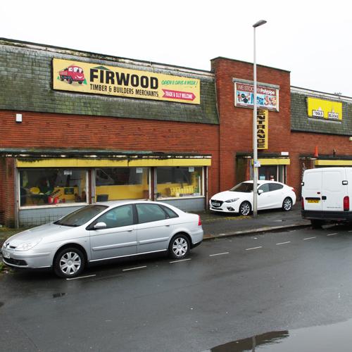 <b>Blackpool - Central Drive</b>
